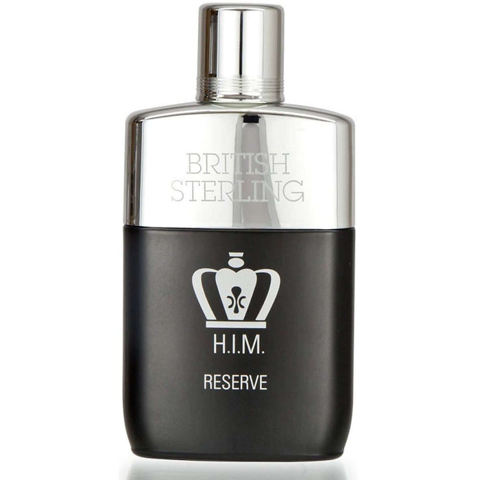 BRITISH STERLING RESERVE by Dana for him EDT 3.8 oz New Tester