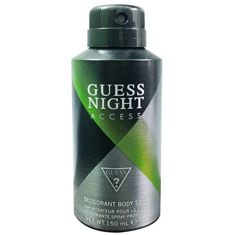 GUESS NIGHT ACCESS DEODORANT BODY 5.0 oz SPRAY 150 ML - 5.0 oz / 148 ml