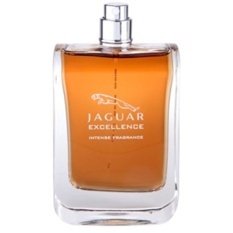 Jaguar Excellence Intense by Jaguar Men edp 3.3 / 3.4 oz NEW TESTER - 3.4 oz / 100 ml
