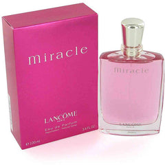 MIRACLE by Lancome 3.4 oz edp Perfume NEW in retail BOX
