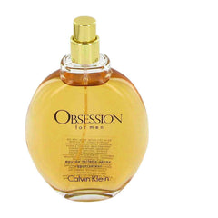 OBSESSION by Calvin Klein CK 4.0 oz edt Cologne New in Box tester