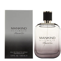 MANKIND ULTIMATE Kenneth Cole men cologne 3.4 oz 3.3 edt NEW IN BOX
