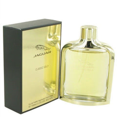 JAGUAR CLASSIC GOLD by Jaguar edt Spray for Men 3.3 / 3.4 oz NEW in BOX