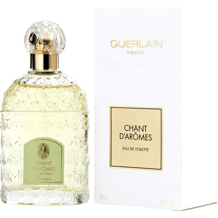 Chant D'aromes By Guerlain for women EDT 3.3 / 3.4 oz New in Box