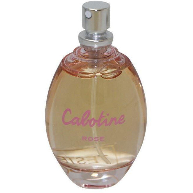 cabotine-rose-parfums-gres-for-women-3-3-edt-3-4-oz-edt-spray-new-tester