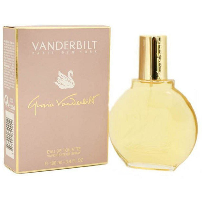 VANDERBILT by Gloria 3.4 oz 3.3 Perfume edt New Box Seal