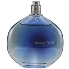 Biagiotti DUE UOMO By Laura Biagiotti 3.0 oz EDT NEW TESTER