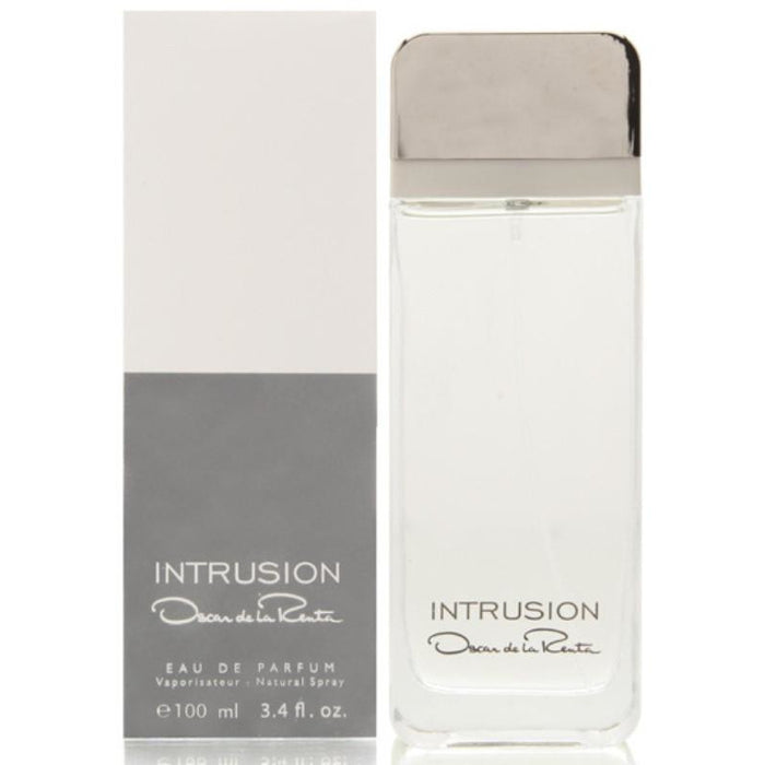 INTRUSION by Oscar de la Renta 3.4 oz 3.3 Perfume New in Box