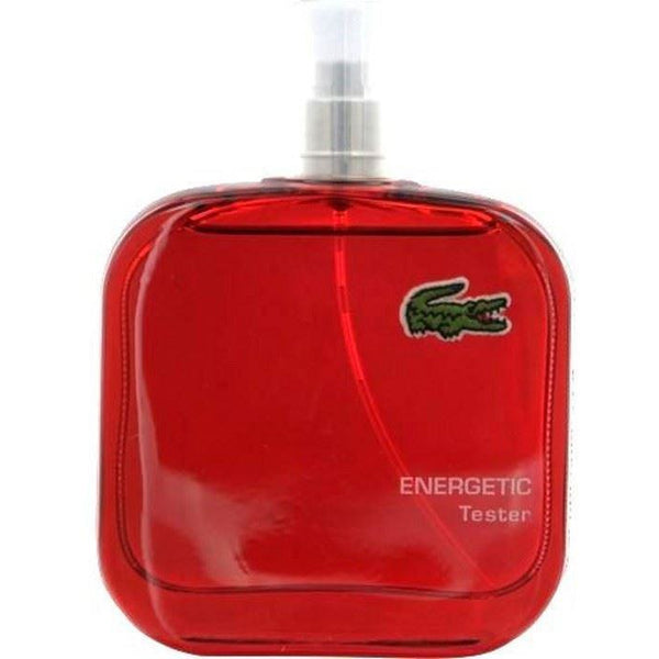 Eau de LACOSTE ROUGE L.12.12 3.4 / 3.3 oz edt Cologne for men New tester