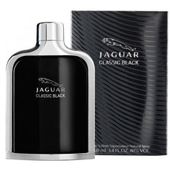 JAGUAR CLASSIC BLACK by Jaguar edt Spray for Men 3.4 oz NEW in BOX