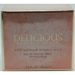 Delicious Gale Hayman Beverly Hills 3.3/3.4 oz Women edt Perfume NEW in BOX