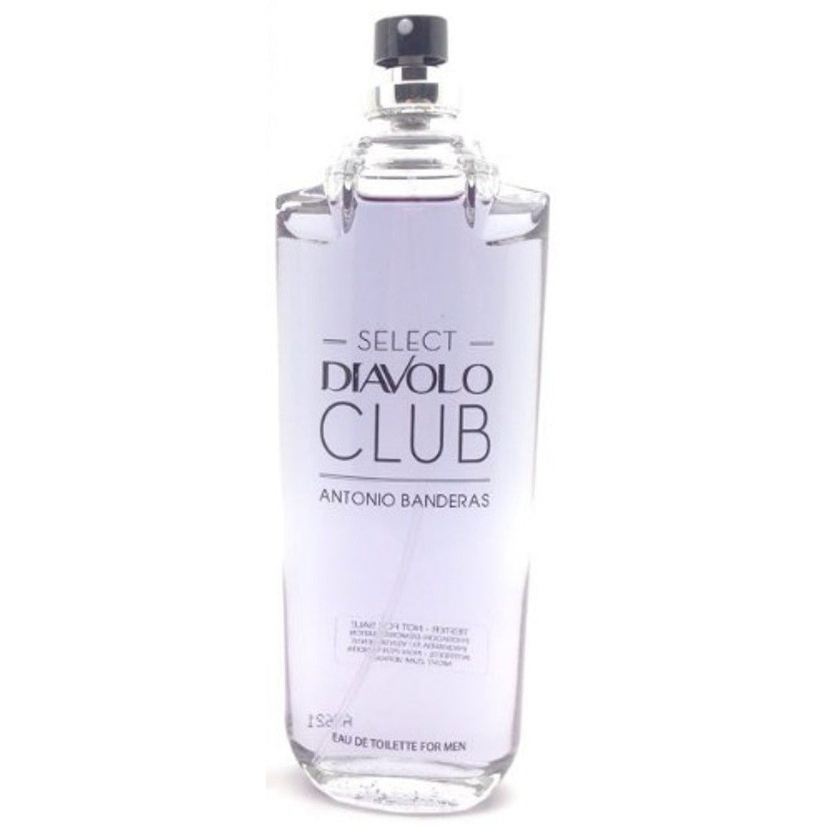 Select Diavolo Club by Antonio Banderas cologne for men EDT 3.3 / 3.4 oz New Tester