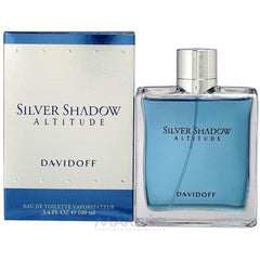 SILVER SHADOW ALTITUDE Cologne by Davidoff MEN 3.3 / 3.4 oz edt New in Box