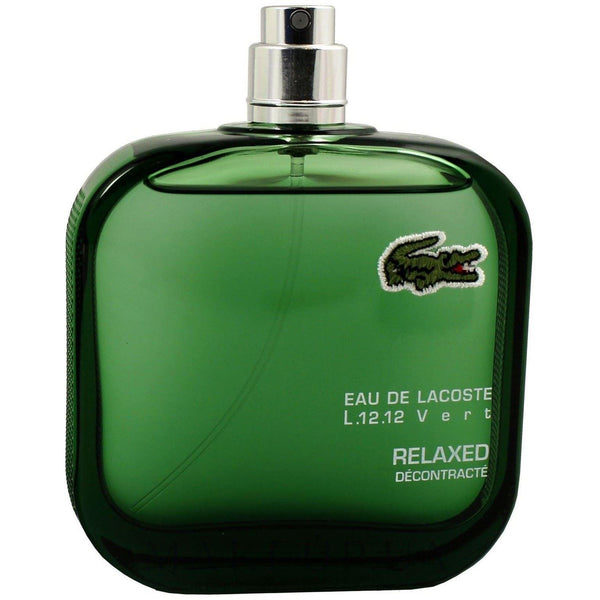 L.12.12 VERT Lacoste men cologne edt 3.3 oz 3.4 NEW TESTER