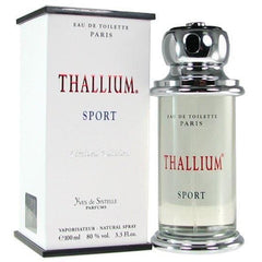 THALLIUM SPORT by YVES DE SISTELLE Men 3.3 oz edt 3.4 New in Box
