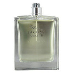 Jaguar Vision ll by Jaguar Cologne 3.4 / 3.3 oz Men edt NEW Tester