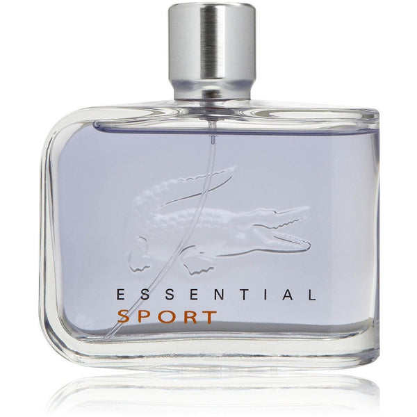 Lacoste Essential Sport by Lacoste Men edt Spray 4.2 oz New tester