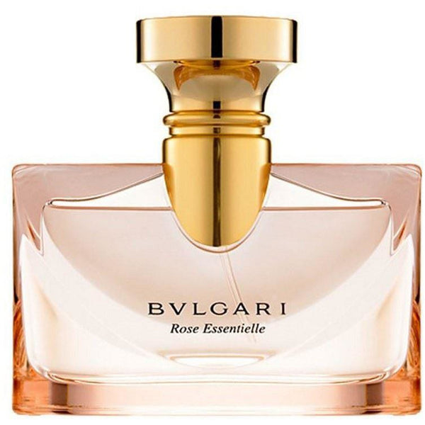 ROSE ESSENTIELLE by BVLGARI 3.3 / 3.4 oz EDP Perfume NEW tester WITH CAP