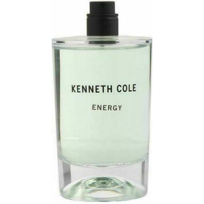 Energy by Kenneth Cole cologne for unisex EDT 3.3 / 3.4 oz NewTester