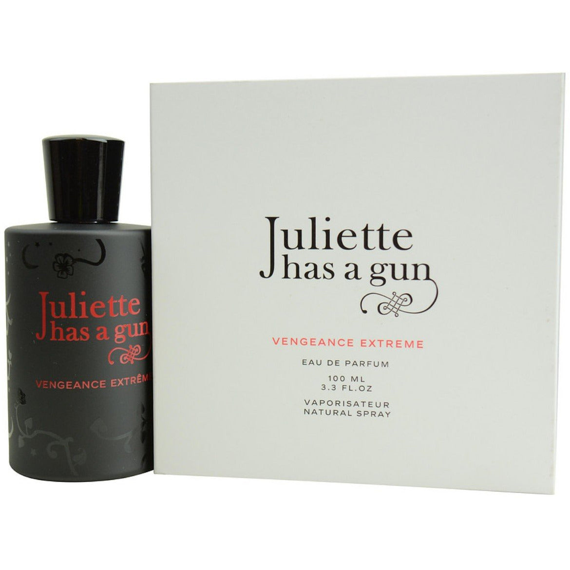LADY VENGEANCE EXTREME By Juliette Has A Gun perfume EDP 3.3 / 3.4 oz New in Box