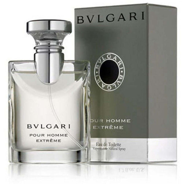 BVLGARI EXTREME Pour Homme Cologne 3.4 oz / 3.3 oz edt New in Box