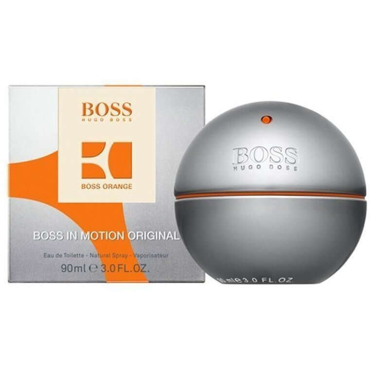 BOSS IN MOTION by HUGO BOSS for Men Cologne 3.0 oz New in Box