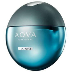 Bvlgari Aqva TONIQ Cologne for Men 3.3 oz / 3.4 oz New tester aqua