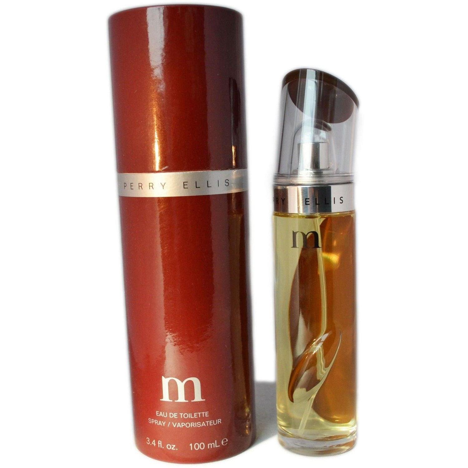PERRY M by Perry Ellis Cologne edt 3.4 oz for Men New in Box