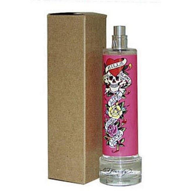 ed-hardy-love-kills-slowly-by-christian-audigier-3-4-oz-edp-perfume-brand-new-tester