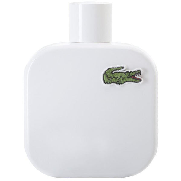 EAU DE LACOSTE BLANC WHITE 3.4 / 3.3 oz edt Cologne NEW Tester
