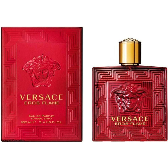 VERSACE EROS FLAME by Versace for men cologne EDP 3.3 / 3.4 oz New in Box