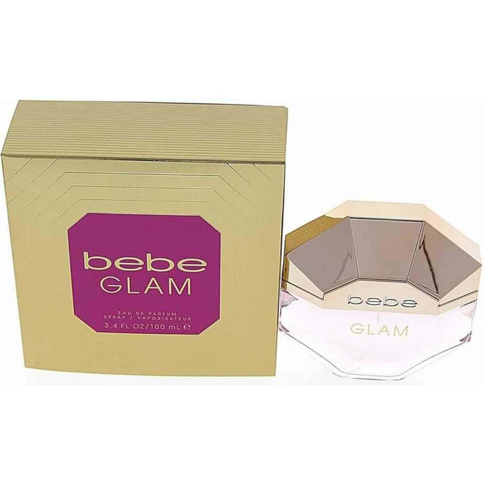 Bebe Glam by Bebe perfume for women EDP 3.3 / 3.4 oz New in Box
