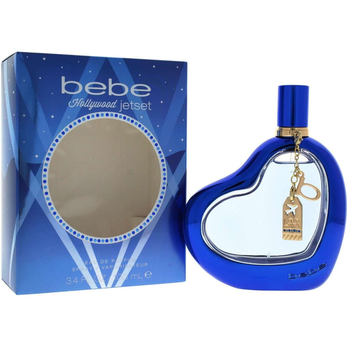 Bebe Hollywood Jetset by Bebe perfume for women EDP 3.3 / 3.4 oz New in Box