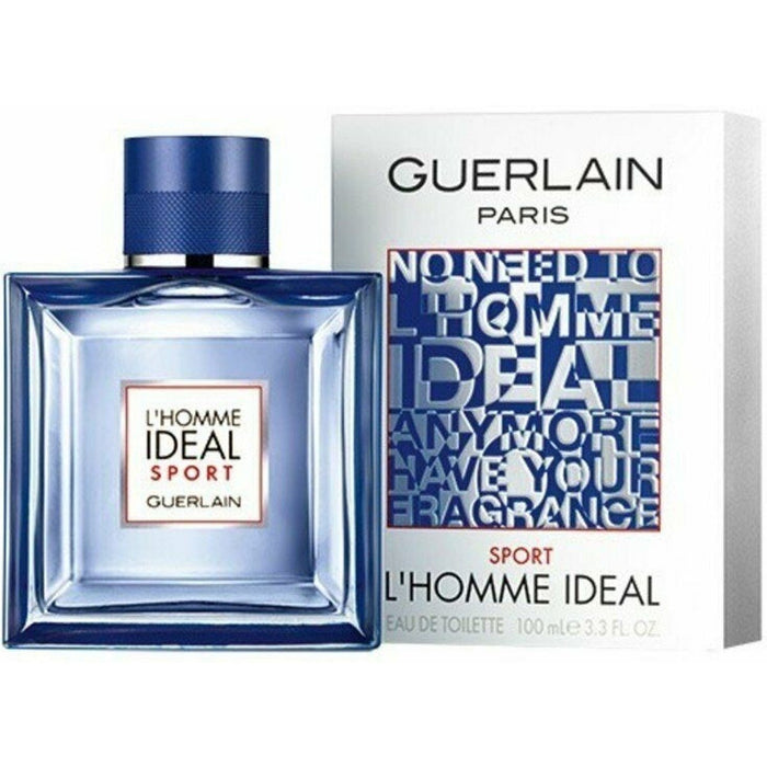 Guerlain L'Homme Ideal Sport By Guerlain cologne EDT 3.3 / 3.4 oz New in Box