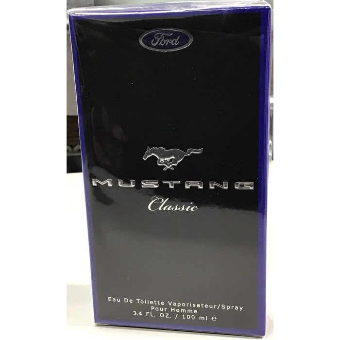 Ford Mustang Classic for men EDT 3.3 / 3.4 oz New in Box