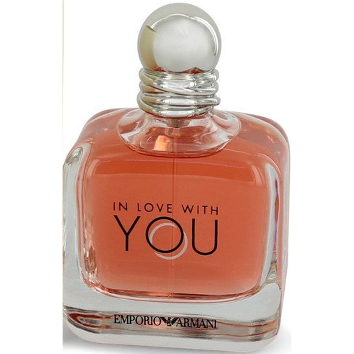 In love with you by Armani perfume women EDP 3.3 / 3.4 oz New Tester