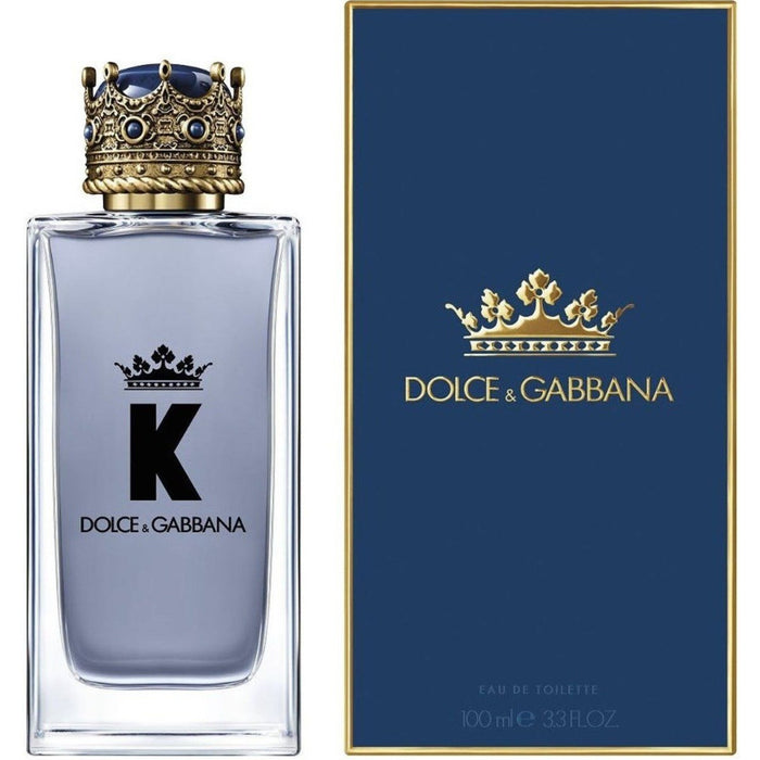 K by Dolce & Gabbana cologne for men EDT 3.3 / 3.4 oz New in Box