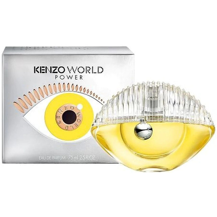 KENZO WORLD POWER by Kenzo perfume for women EDP 2.5 oz New in Box