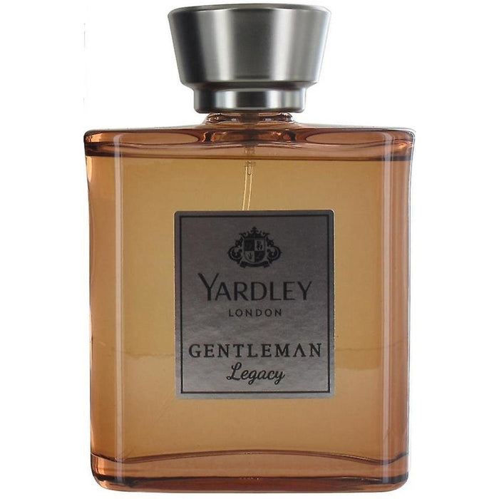 Gentleman Legacy by Yardley London cologne for men EDT 3.3 / 3.4 oz New TESTER