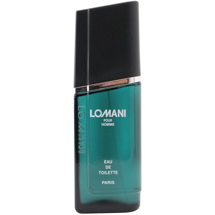LOMANI pour HOMME cologne for men EDT 3.3 / 3.4 oz New Tester