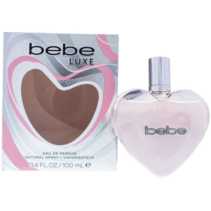Bebe Luxe by Bebe perfume for women EDP 3.3 / 3.4 oz New in Box