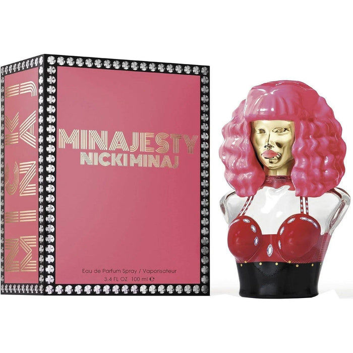 Minajesty by Nicki Minaj perfume for her EDP 3.3 / 3.4 oz New in Box
