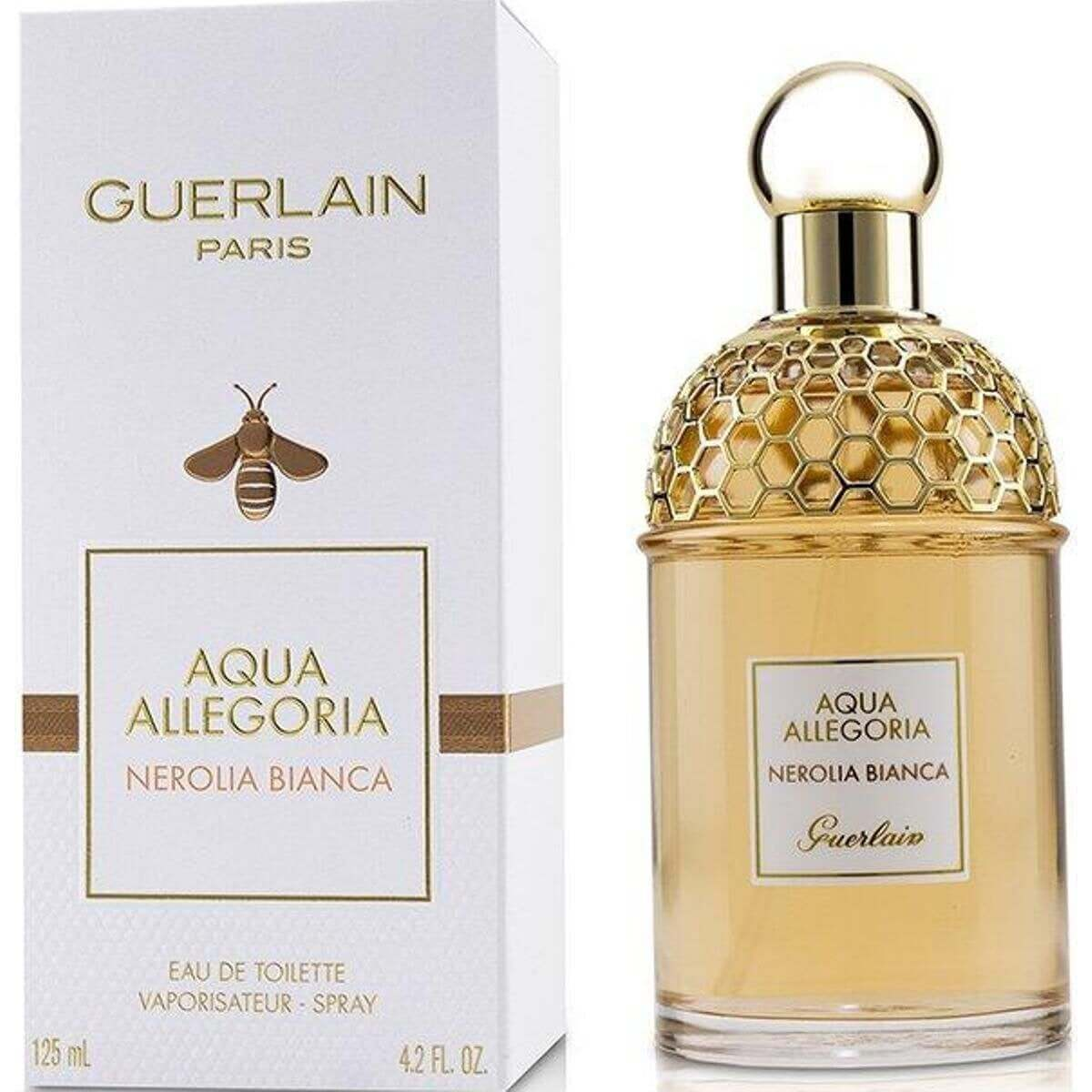Aqua Allegoria Nerolia Bianca by Guerlain for her EDT 4.2 oz New in Box