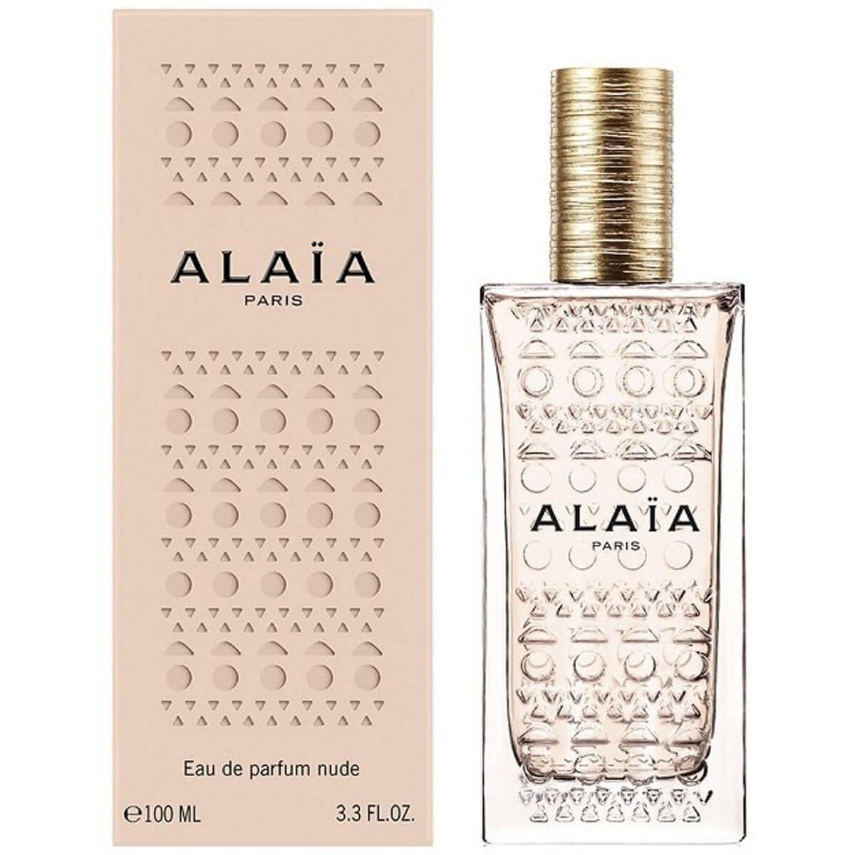 Alaia Nude by Alaia perfume for her EDP 3.3 / 3.4 oz New in Box