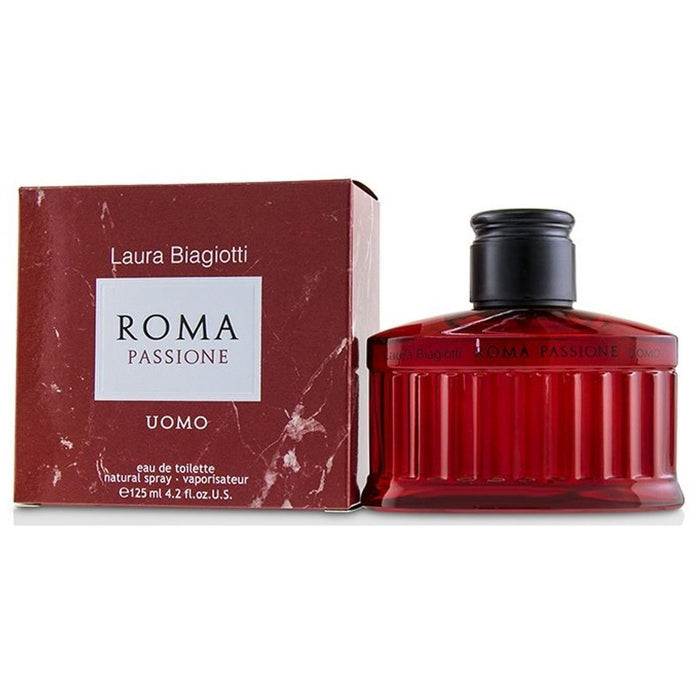 Roma Passione by Laura Biagiotti cologne for men EDT 4.2 oz New in Box
