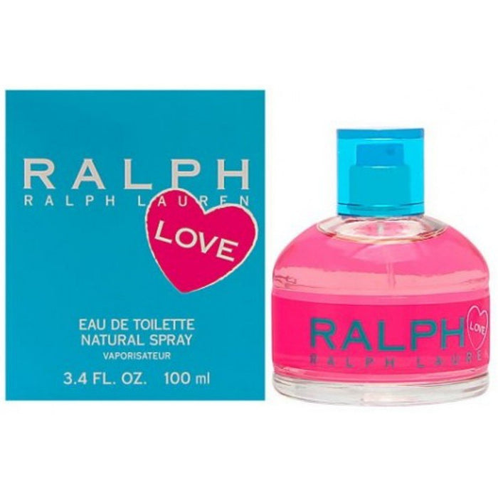 Love by Ralph Lauren for women EDT 3.3 / 3.4 oz New in Box