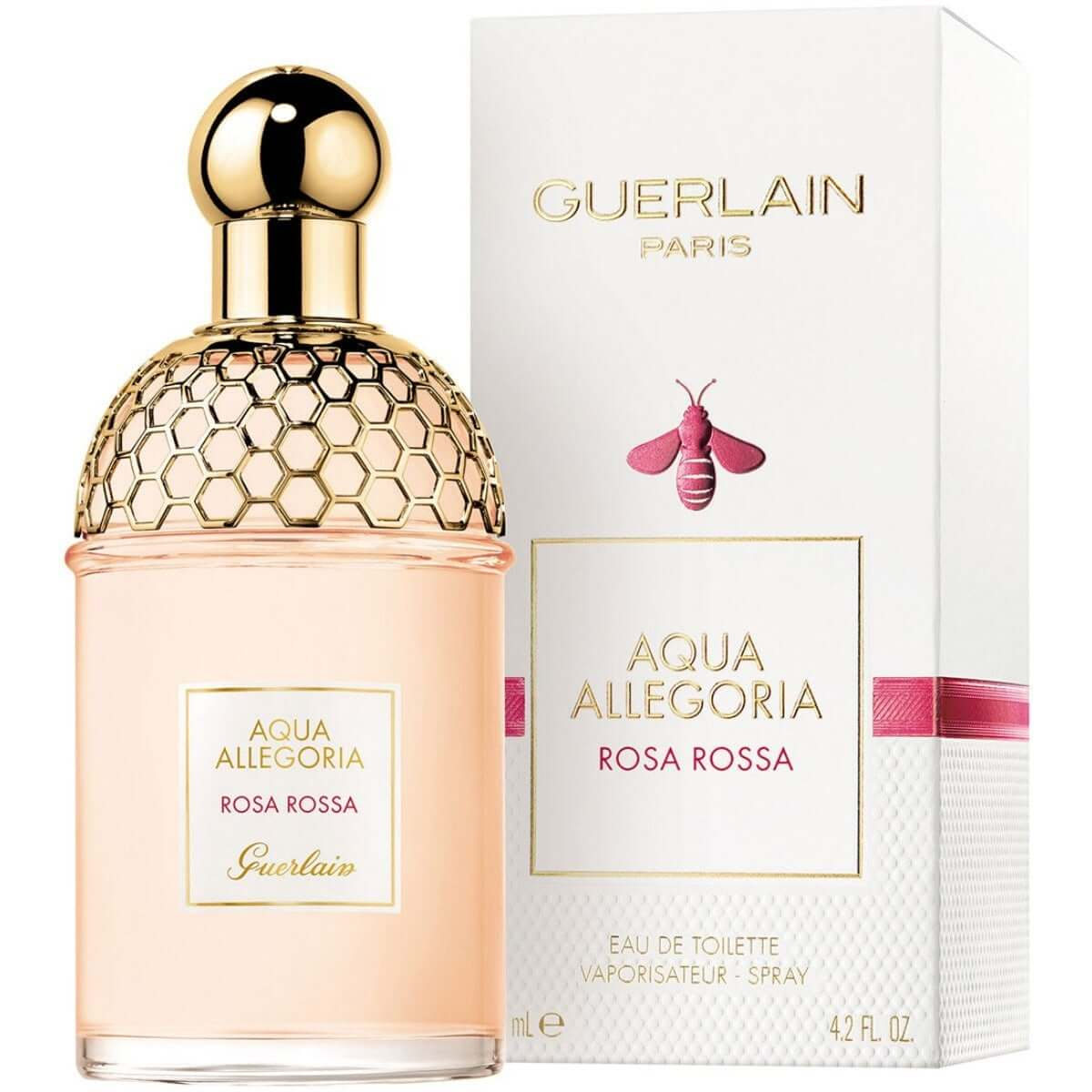 Aqua Allegoria Rosa Rosa by Guerlain for her EDT 4.2 oz New in Box