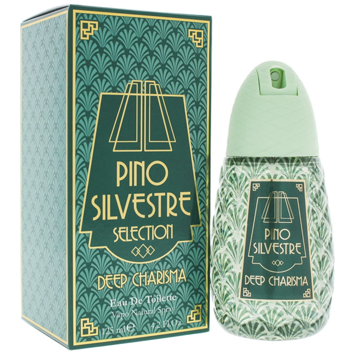Selection Deep Charisma by Pino Silvestre cologne EDT 4.2 oz New in Box