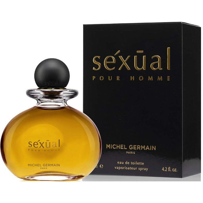 Sexual pour homme by Michel Germain cologne EDT 4.2 oz New in Box
