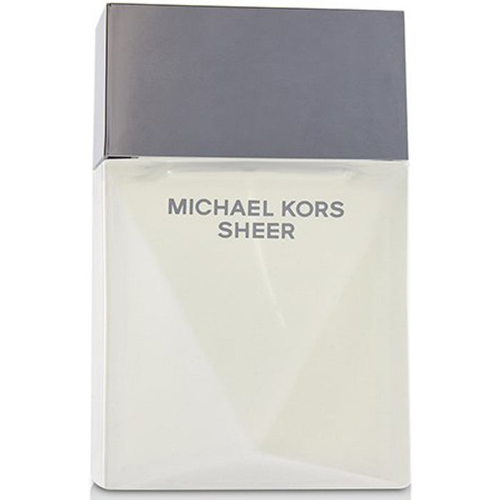 Sheer by Michael Kors perfume for her EDP 3.3 / 3.4 oz New Tester